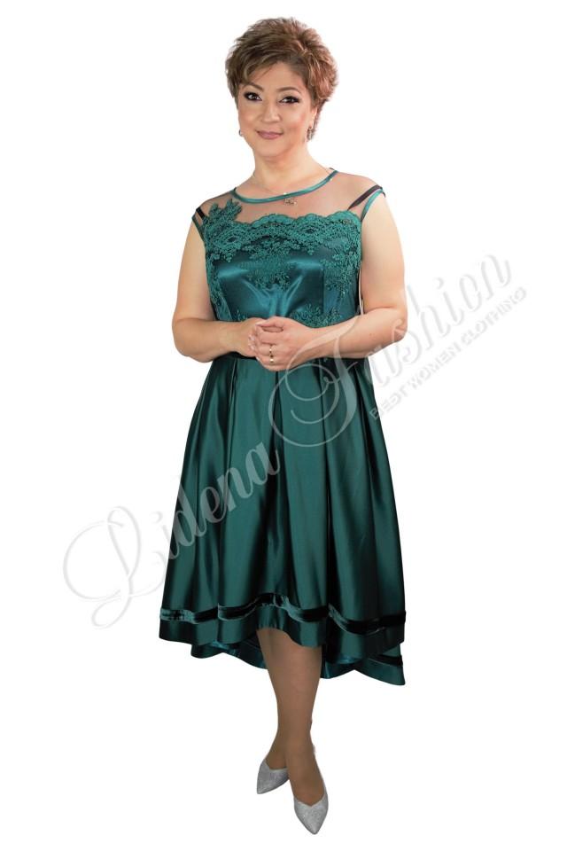 Rochie de ocazie asimetrică Lia