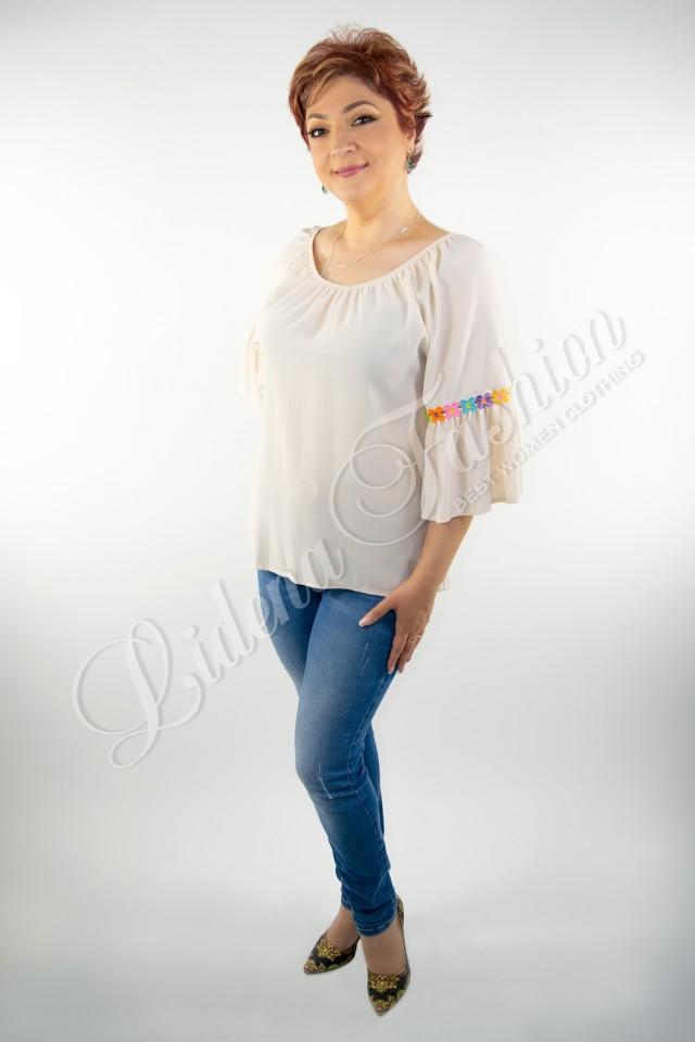 Bluză vâscoză Jasmine