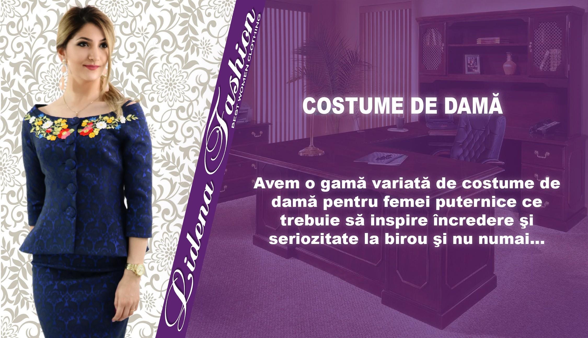 Costume de dama